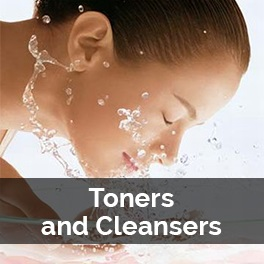 Toners and Cleansers icn