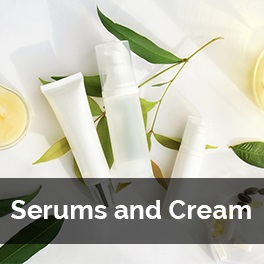 Serum and Creams