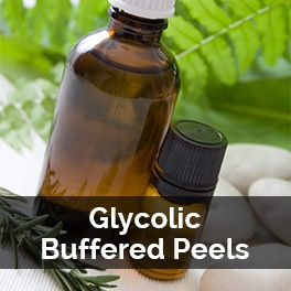 Glycolic-Buffered-Peels icn at home chemical peel serum toner wash