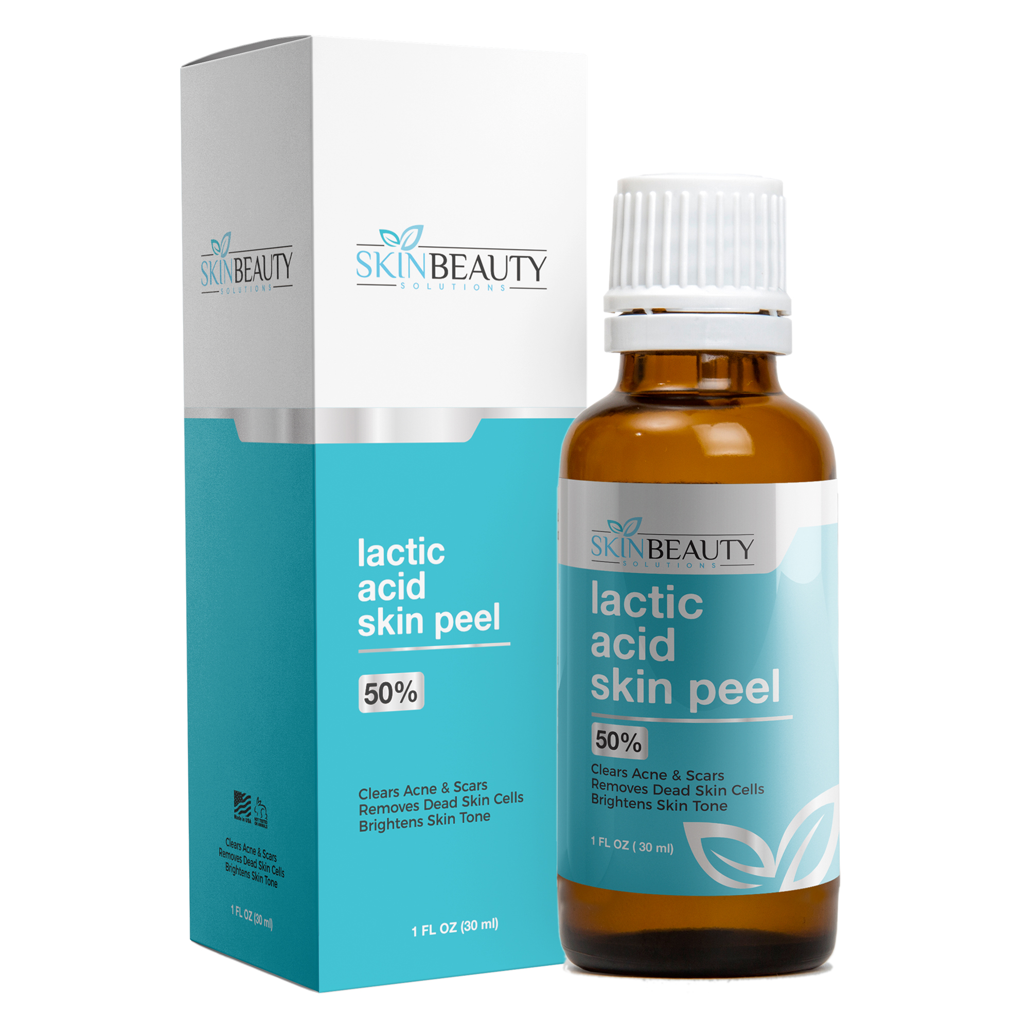 LACTIC Acid Skin Chemical Peel